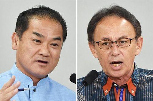 沖縄県知事選