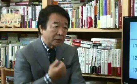 青山繁晴 モリカケ以外に北朝鮮問題の質疑