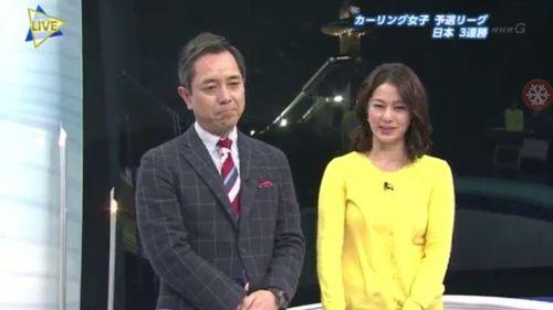 カーリング NHK