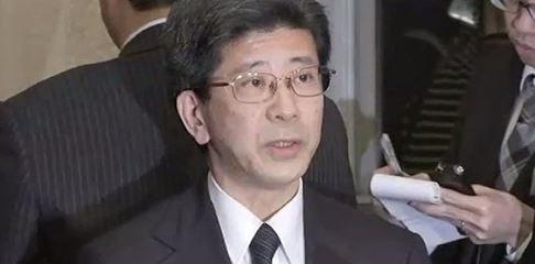 佐川理財局長