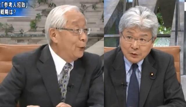 田崎vs逢坂