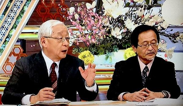 田崎史郎vs伊藤惇夫