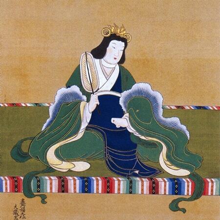 推古天皇(女性天皇)