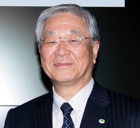 中西宏明経団連会長