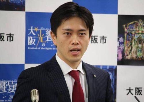 吉村大阪市長