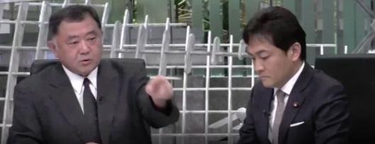玉木雄一郎、反町理に説教されるwwwwww
