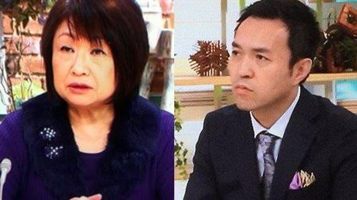 玉川徹&吉永みち子
