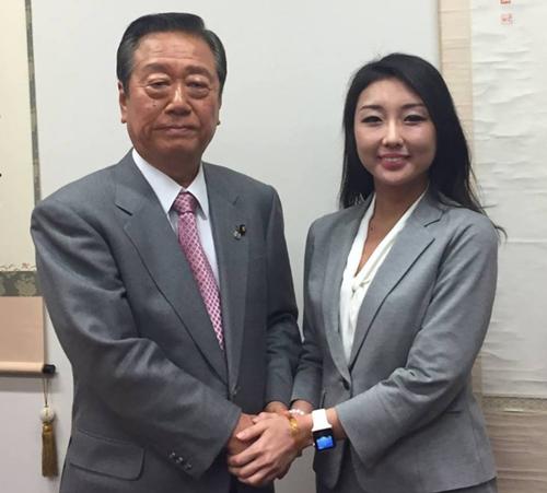 鈴木まりこ・自由党