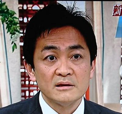 玉木雄一郎ちーん