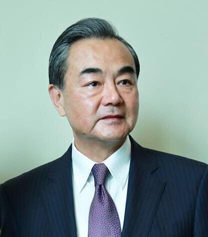 王毅中国外相
