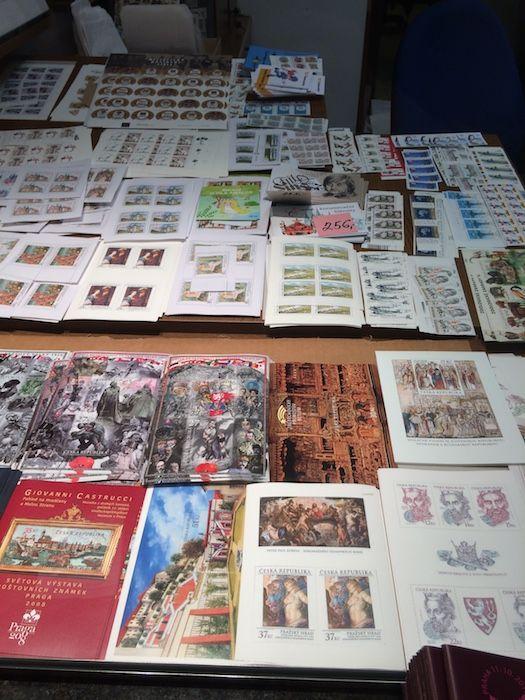 郵便 切手 の 種類