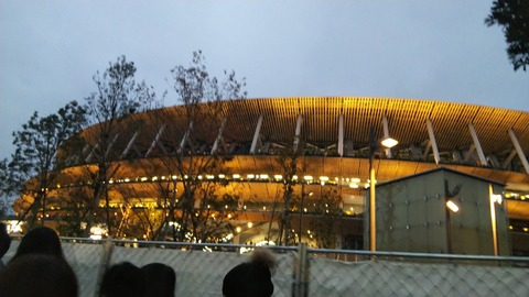 国立競技場1