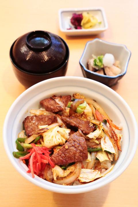 熊野牛焼肉丼