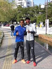 H28福岡国際マラソン