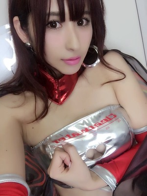 RQの有馬綾香ちゃんのエロい顔とエロい体www