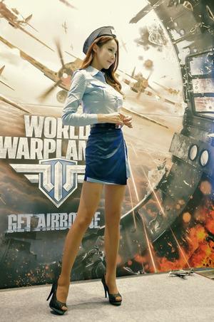 【ドスケベ女子】台湾や韓国のゲームショーコンパニオンがエロいんすよwww