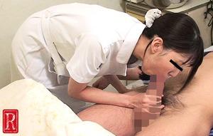 フェラチオナース!患者さんの性欲処理をしてくれる看護婦さんの舐めテク!