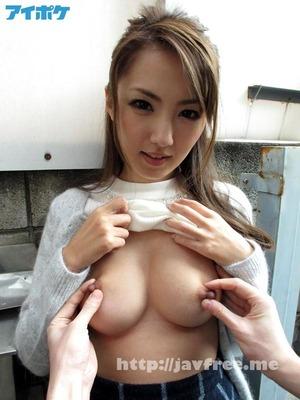 【ドスケベ女子】キャバ嬢顔の美形女子と公衆便所セクロス&アナル舐めwww