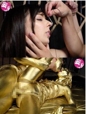 ベッキー激似で稀代のアナル女優・西田カリナさん、金粉セクロスまでしてしまう・・・
