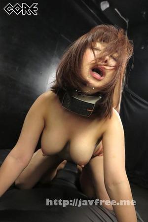 大丈夫か?w電動首絞めチョーカーを付けられた巨乳M女の酸欠セクロスwwww