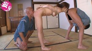 東欧ハーフが日本家屋で緊縛奴隷調教を受けるギャップが新鮮なSM物がこちらですwww