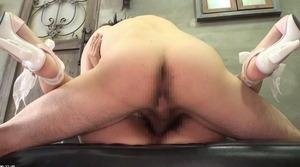 精液を貯めこんできた男達の連続種付けプレスwww精液便所画像!