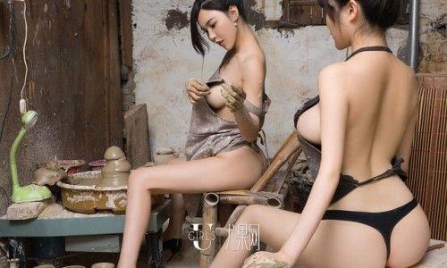 香港のえろカメラマン「裸エプロン」を斜め上のシチュで収録www