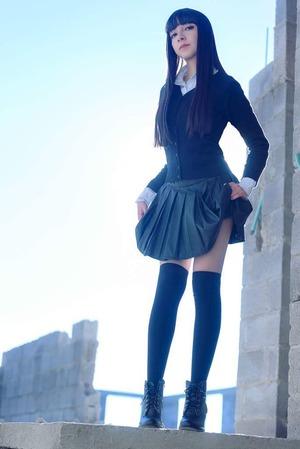 むっちりもほっそりも!エロい太腿にニーハイソックスのフェチエロ画像!