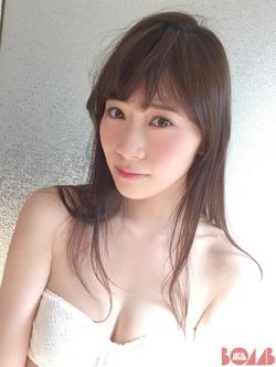 【3次美少女】水着グラビア&自画撮りオフショット画像!SKE48後藤理沙子ちゃん!
