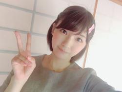 乃木坂46・井上小百合ちゃんのオフショット&自撮り画像!