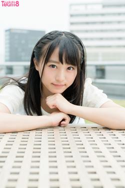 【3次美少女】AKBチーム8・坂口渚沙ちゃんの自撮り&ライブ画像!
