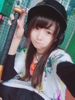 タレ目系美10代小娘「瀬川りん」ちゃんのミズ着とコスプレ写真28枚☆ドウテイを殺すセーターもあるよ☆