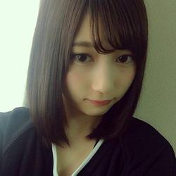【3次美少女】瞳に影がある子ってイイよねwwwはかなげ美少女・志田愛佳ちゃんの自撮り画像!