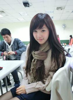 【3次美少女】台湾人コンパニオン、陳思穎ちゃんかわええwww