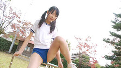 【3次美少女】ブルマに白レオタード!清潔感↑↑なアイドルIV画像!