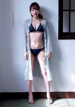 【3次美少女】モデル・タレント高田秋ちゃんのしなやかで涼しげなエロス画像!
