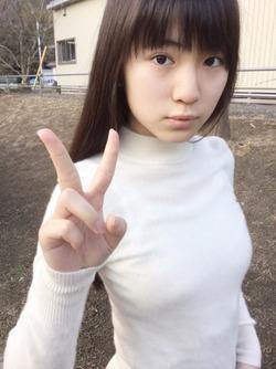【3次美少女】クール系アイドル蒼波純ちゃんの冬コーデがかわいいw