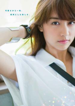 【3次美少女】最近CMでよく見かける山本美月のグラビアがこちらです!