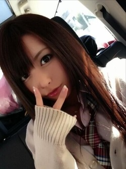 顔面偏差値↑↑なAV女優のtwitter自撮りが見ごたえある件www