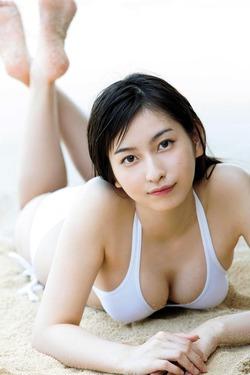 【3次美少女】植村あかりちゃんの清楚感↑↑白ビキニがいいんすよ!