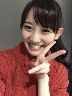 チームしゃちほこ・秋本帆華ちゃんオフショ&自撮り画像!