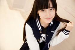 フォロワー50万人超えの台湾ネットアイドル米小仙女ちゃん画像!