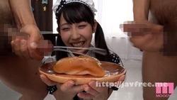 この笑顔www食ザー美少女にプルプル子種汁をごっくんさせますwww