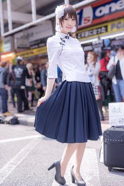 えろいのもシックなのも☆チャイナ服をきた美10代小娘写真☆