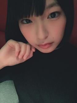 【3次美少女】セミロングの黒髪がカワイイ矢川葵ちゃん画像!