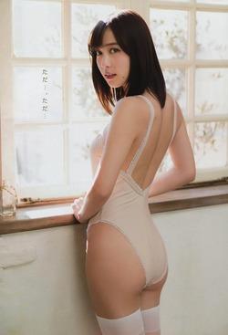 モデル系グラドル・池上紗理依ちゃんのミズ着グラビア☆