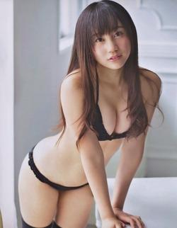 【3次美少女】NMB・薮下柊ちゃんの水着グラビア&自撮り画像!