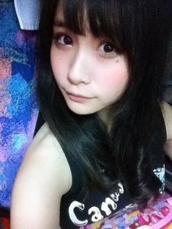 不機嫌顔もかわいいw増井みおちゃん画像!