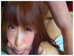 【3次】キュート系美少女の生々しいハメ撮り、フェラ画像www