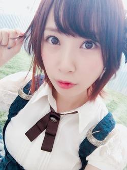 【3次美少女】AKB高柳明音ちゃんの自撮り&オフショット画像!